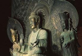 法隆寺釈迦如来像 に対する画像結果