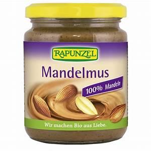 Bio Produkt: Mandelmus Rapunzel Naturkost