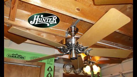 Hunter Original Ceiling Fan Youtube