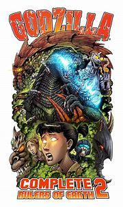 Godzilla Comics by KaijuSamurai on DeviantArt
