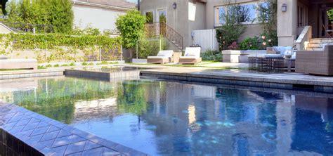 los angeles outdoor living spaces w pool spa custom