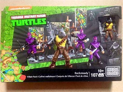 view  mega bloks teenage mutant ninja turtles sets