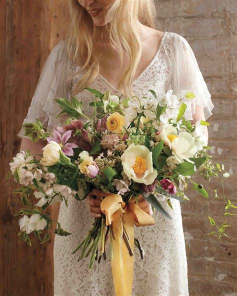 Spring Wedding Flower Ideas From The Industrys Best