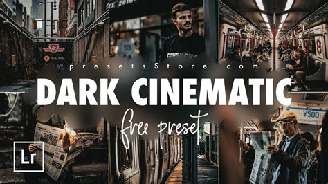 For iphones and android devices. Dark Cinematic Look — Mobile Preset Lightroom DNG ...