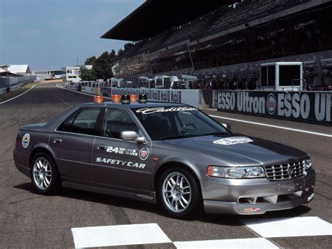 cadillac seville sts pace car