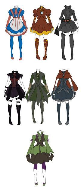Tansy Dolls Iron Man Inspired Steampunk Outfit Design