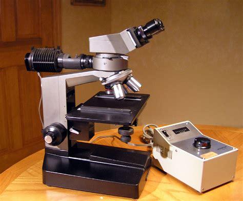 The Olympus Bh-2 Microscopes