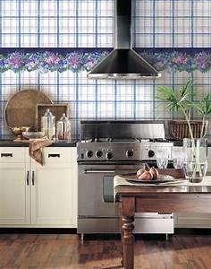 Papiers Peints Cuisine : nouvelle collection papiers peints et frises pour ~ Melissatoandfro.com Idées de Décoration