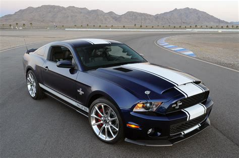 The Top 10 Shelby Mustangs Of All Time Mustang News
