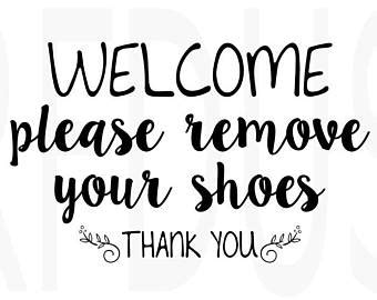 remove  shoes etsy