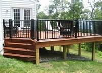 nice aluminum deck railing Nice Aluminum Deck Railing - Home Design #1078