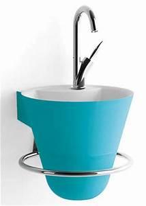 Lave Main Original : 4 lave mains pour des toilettes originales styles de bain ~ Edinachiropracticcenter.com Idées de Décoration
