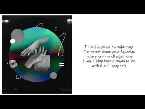 jay park aquaman lyrics youtube