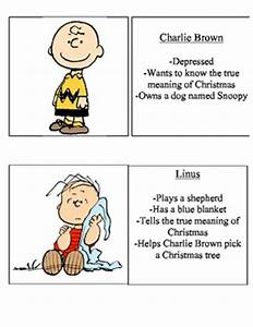 A Charlie Brown Christmas Unit by WKreider | Teachers Pay ...