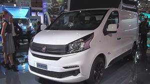 Talento Fiat : fiat talento 125 ecojet panel van 2017 exterior and interior in 3d youtube ~ Gottalentnigeria.com Avis de Voitures