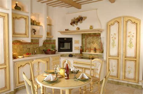 cuisine provencale blanche decoration cuisine provencale