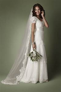 the heavenly new collection from the vintage wedding dress With edwardian style wedding dresses
