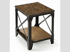 Cherry Furniture The Super Awesome Small Distressed End