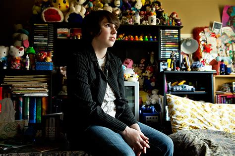 agender portraits  young people  identify