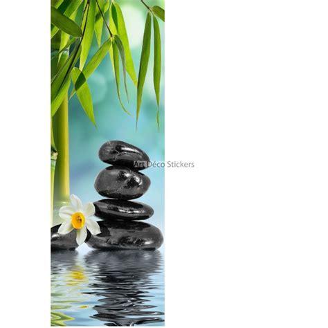 papier peint l 233 unique galets zen stickers muraux deco