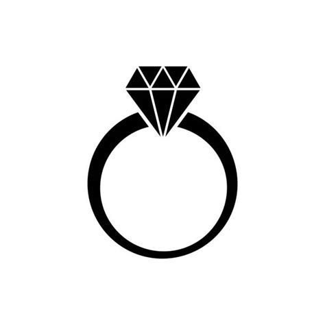 best engagement ring illustrations royalty free vector
