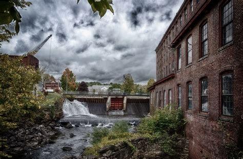 Franklin, New Hampshire mill. | Joe Greene | Flickr