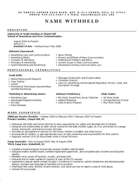sle of creative resume sales and marketing cv sles sle resume format