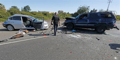 Traffic Deaths Rose 43 Percent From 2010 To 2016