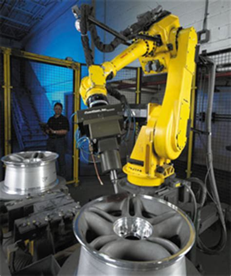 reinventing  wheel chrome plater develops automated