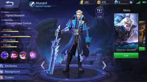 Alucard's Skills And Abilities Guide