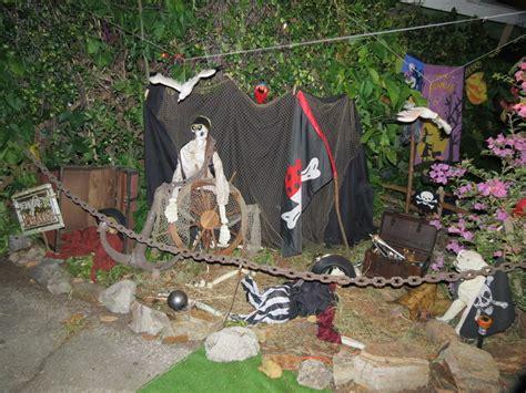 Pirate Decorations On Halloween By Dreamfinder On Deviantart