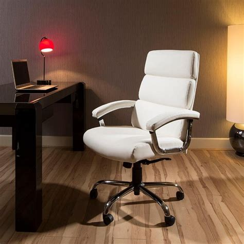 white executive desk chair white executive desk chair office furniture