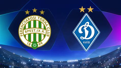 Watch UEFA Champions League: Match Highlights: Ferencvaros ...
