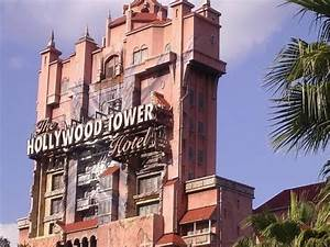 Twilight Zone Tower Of Terror Hollywood Studios at Walt ...