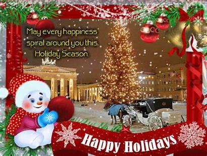Happy Message Holiday Nice Holidays Messages 123greetings