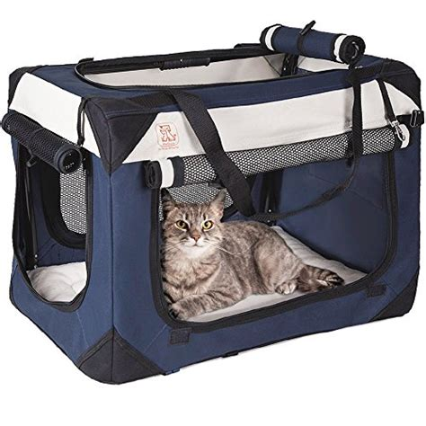 airline approved crate amazon sided cat carrier
