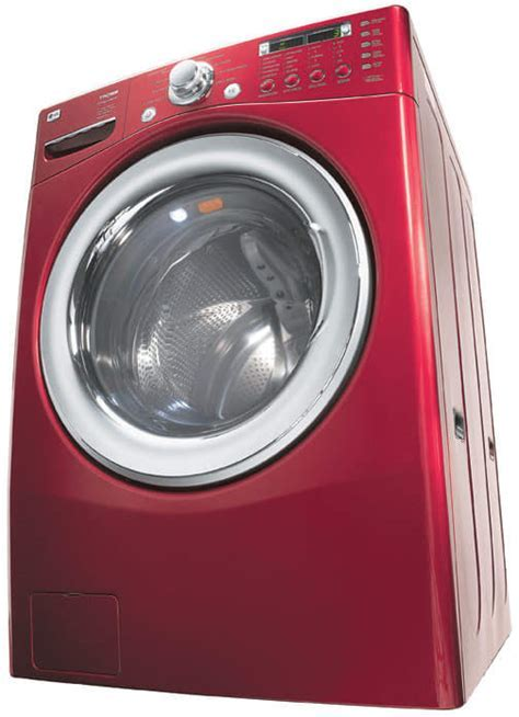 LG WM2487HRM 27 Inch TROMM Front Load Washer with 4.0 cu