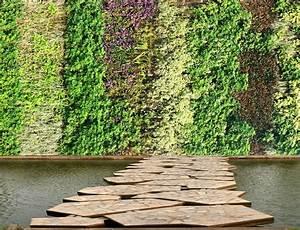 die hangenden garten der neuzeit With französischer balkon mit pflanzen für vertikale gärten