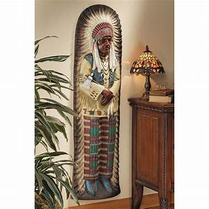 47quot native american historic tobacco advertising cigar With indian wall art