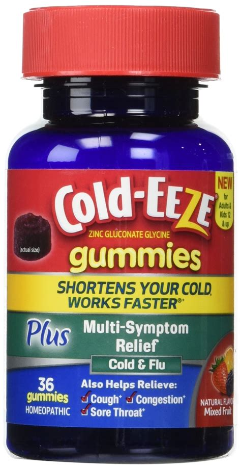 Amazon.com: Cold-Eeze Cold Eeze Cold Remedy All Natural
