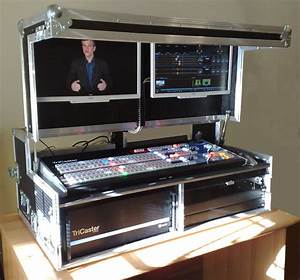 Elman OB BOX Dual 8000 Mobile Video Studio