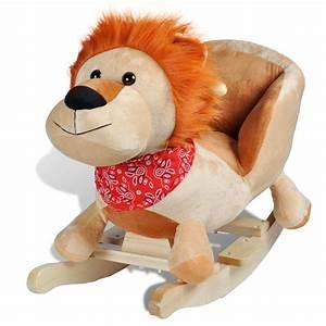 Animal Bascule Bebe : la boutique en ligne animal de lion bascule ~ Teatrodelosmanantiales.com Idées de Décoration