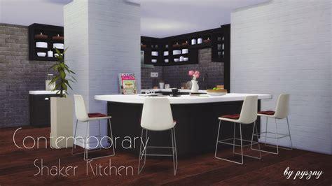 Kitchen Design Ideas Set 2 by Contemporary Shaker Kitchen Updated