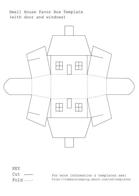 12 Free Printable Templates | Box templates, Smallest
