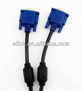 Hot Selling Wiring Diagram Vga Cable 6m For Hdtv Pc