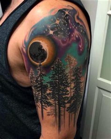 Amazing Celestial Sacred Geometry Tattoo