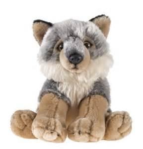 Wolf Teddy Bear