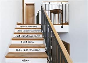 lesprit de lescalier a tous les etages le blog With peindre les contremarches d un escalier en bois 2 peindre un escalier latelier des couleurs