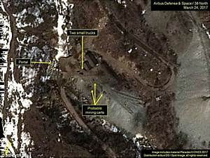 North Korea is preparing for its sixth nuclear test ...