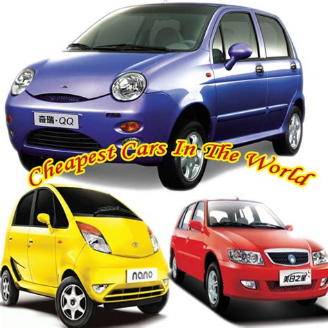 Top 5 Cheapest Cars In The World Slide 1, Ifairercom